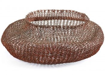 Ruth Asawa Basket sold at Eldred's Auction for $72,000