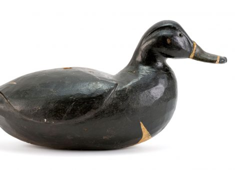 Vidacovitch Duck sold by Eldred's